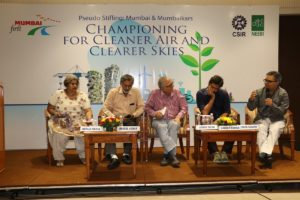 Cleaner Air and Clearer Skies