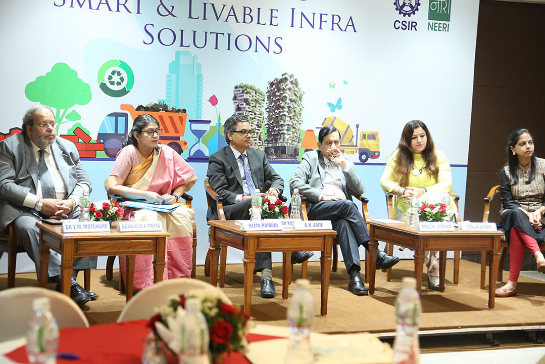 Championing Smart and Livable Infra Solutions