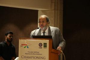 Dr Neville A. Mehta